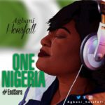 "Agbani Horsfall – ""One Nigeria"" #EndSars"