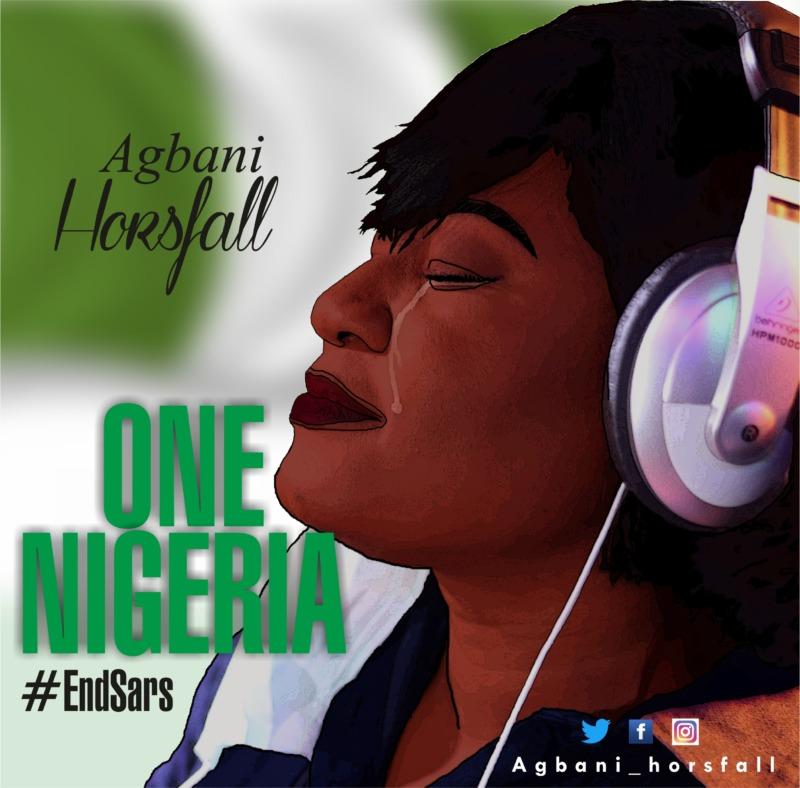 Agbani Horsfall One Nigeria