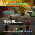 "VIDEO PREMIERE: Dera Allison – ""Ponmile"""