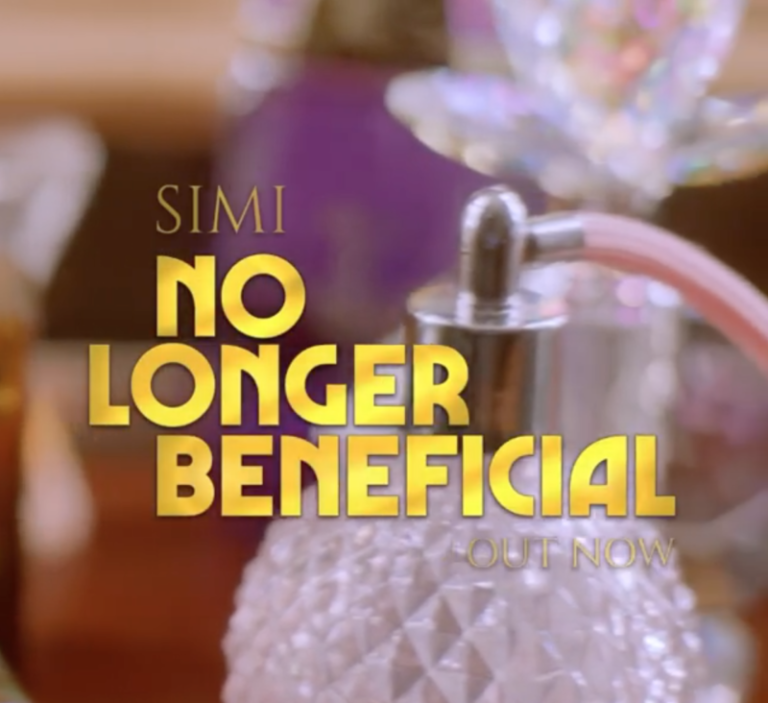 "(Video) SIMI – ""No Longer Beneficial Video"""