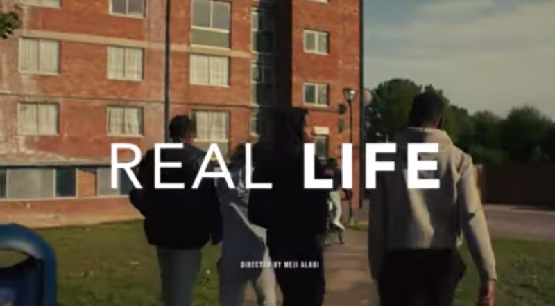 "Burna Boy - ""Real Life"" ft. Stormzy"