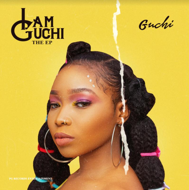 Guchi I AM GUCHI EP