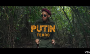 Tekno Puttin Lyrics