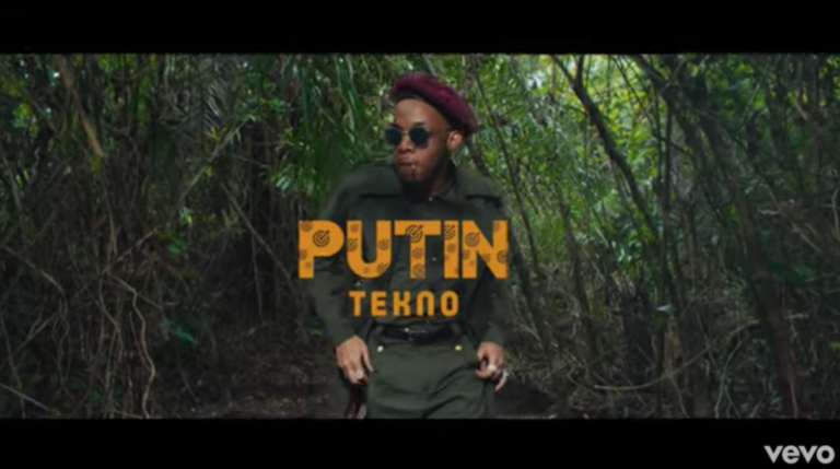 "Tekno – ""PuTTin Video"""