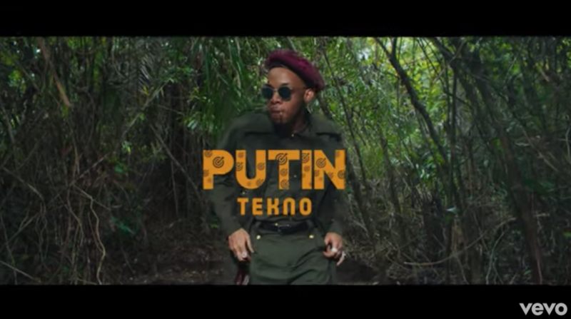 "Tekno - ""PuTTin Video"" « tooXclusive"