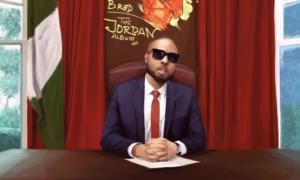 B Red The Jordan Album