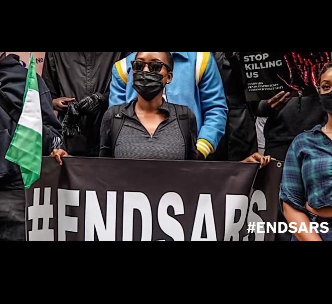Asa - #EndSars #EndPoliceBrutality
