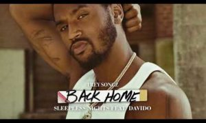 Trey Songz Sleepless Nights Davido