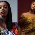 Tiwa Savage Replies Beyoncé's Mom, Tina Lawson After Getting Slammed For Calling On Singer Over #EndSARS Protests