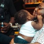 Davido Celebrates Son, Ifeanyi As He Marks His 1st Birthday