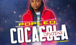Pop Leo Coca Cola Shape