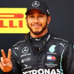 "Popular Racing Driver, Lewis Hamilton Showers Accolades On Wizkid's ""Made In Lagos"" Album"