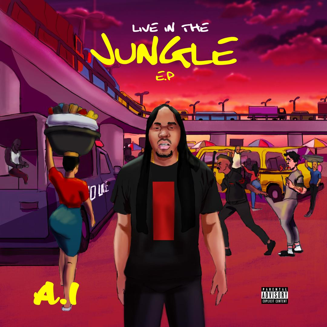 A.I Live In The Jungle EP