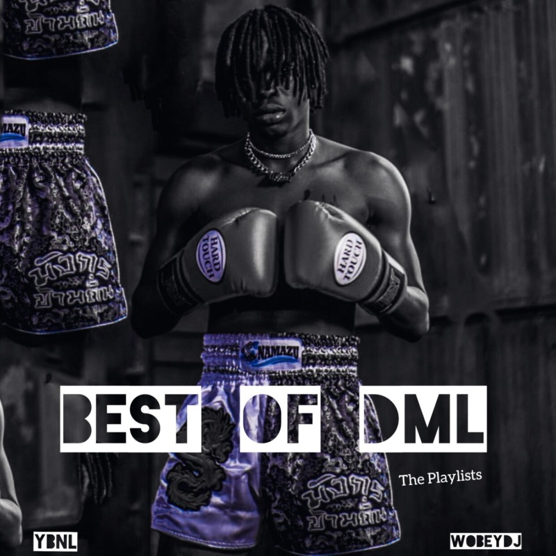 DJ Enimoney Best Of DML