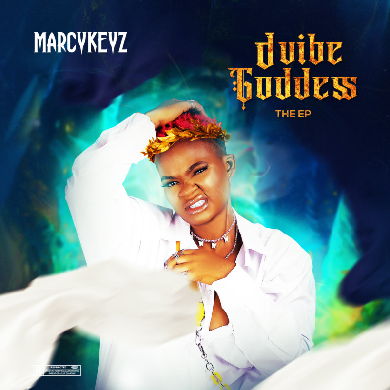Marcykeyz DvibeGoddess EP