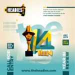 The 14th Headies Awards Organizers Call For Entries