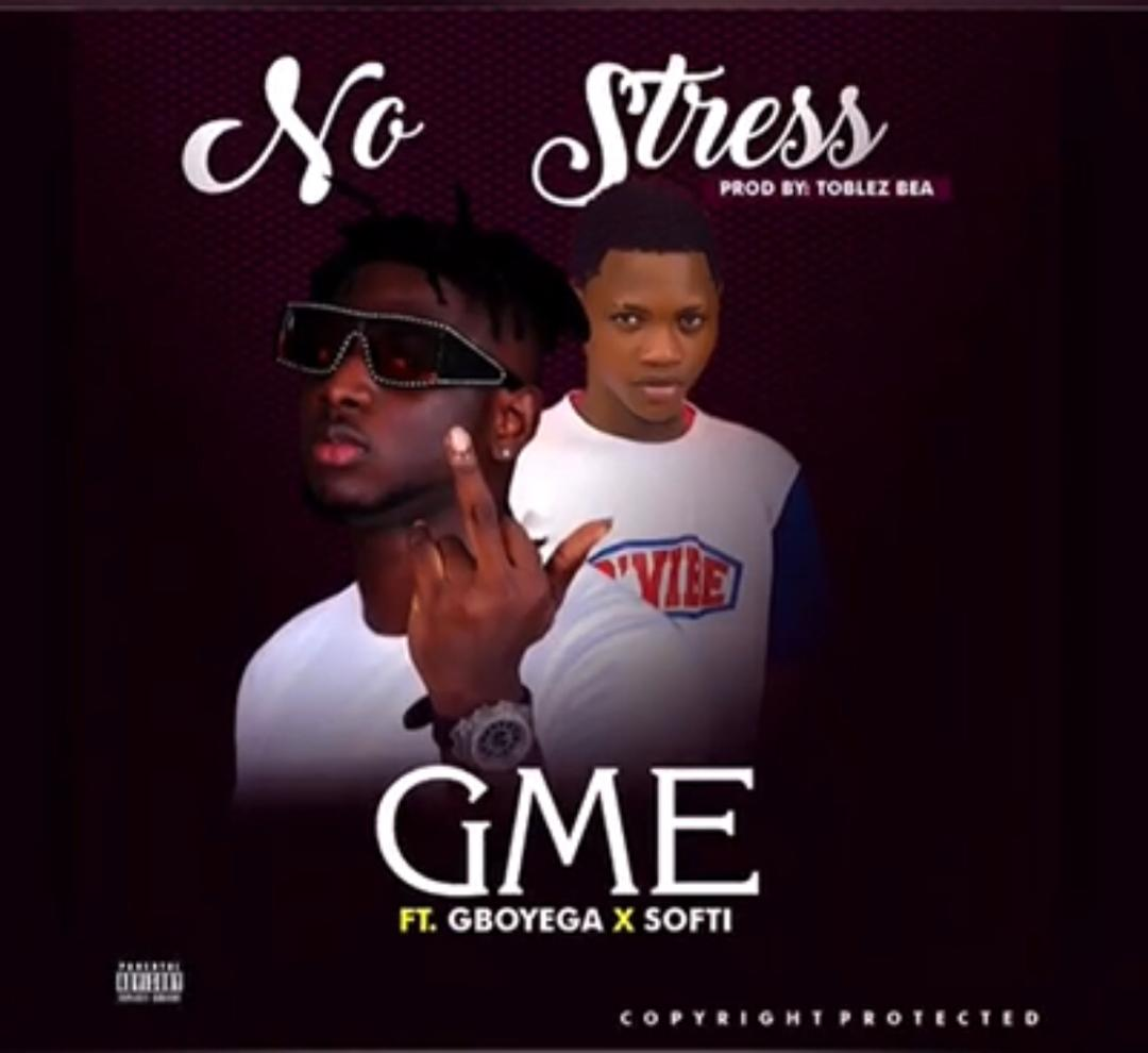 GME No Stress Gboyega Softi