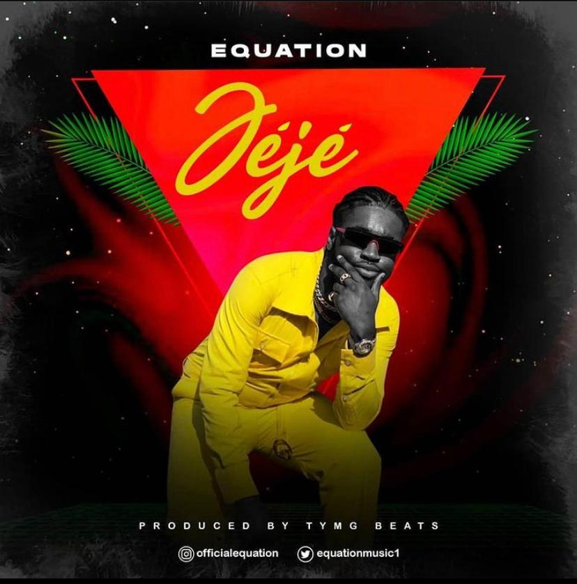[Audio + Video] Equation – Jeje 1