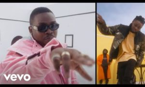 Olamide Omah Lay Infinity Video