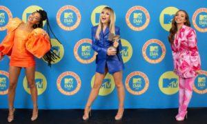 MTV EMA 2020 Winners