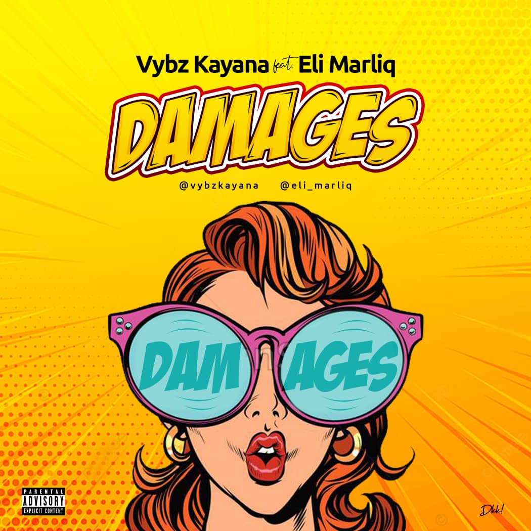 "Vybz Kayana – ""Damages"" f. Eli Marliq 1"