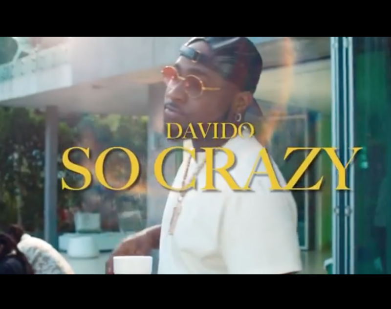 Davido So Crazy