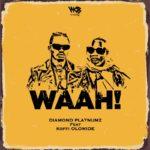 """Diamond Platnumz – """"Waah!"""" ft Koffi Olomide"""