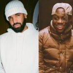 "Rapper, Drake Jams To Oxlade's Hit Song ""Away"""