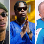 Olamide Reacts As Fans Beg Him To Get Wizkid & Davido To Collaborate