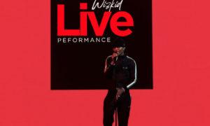 Wizkid Live Performance