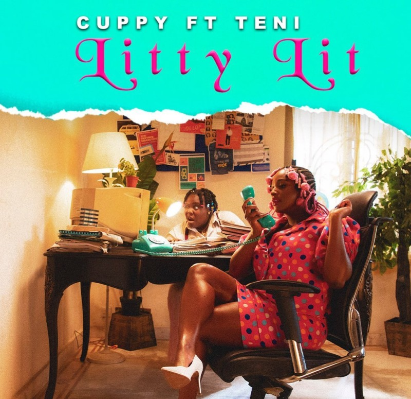 Cuppy Teni Litty Lit