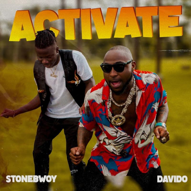 Stonebwoy Activate Davido