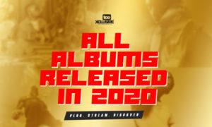 Nigerian Albums 2020