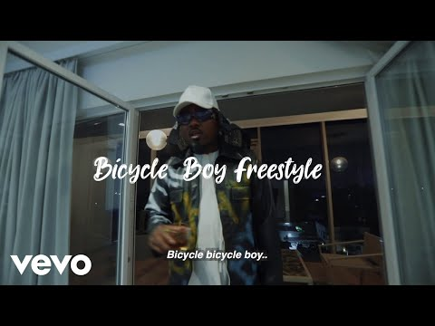 Ice Prince Bicycle Boy Freestyle