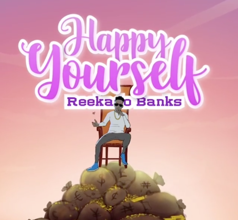 Reekado Banks Happy Yourself