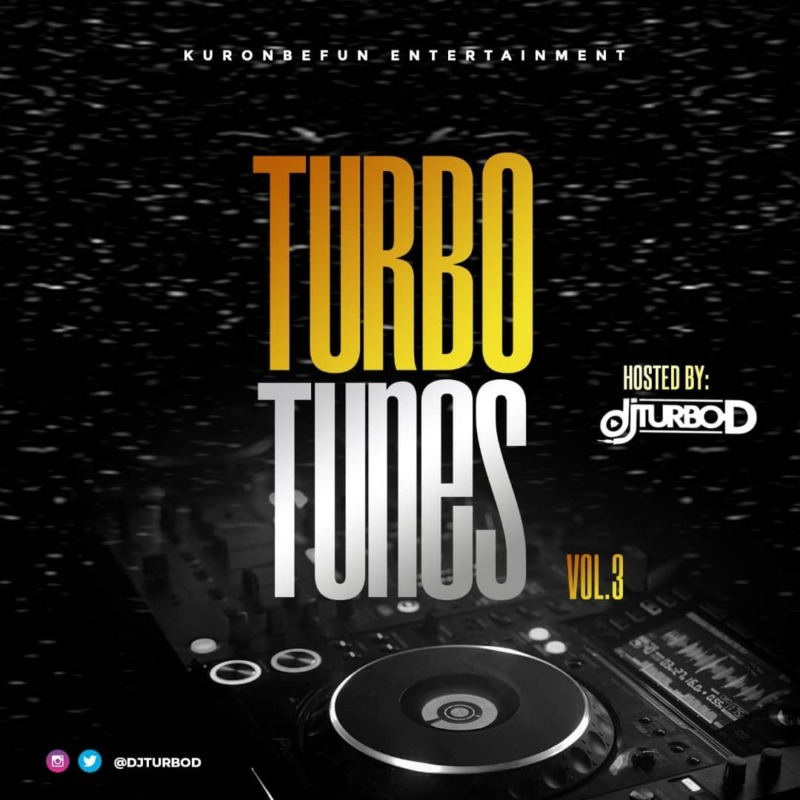 DJ Turbo D Turbo Tunes Vol 3