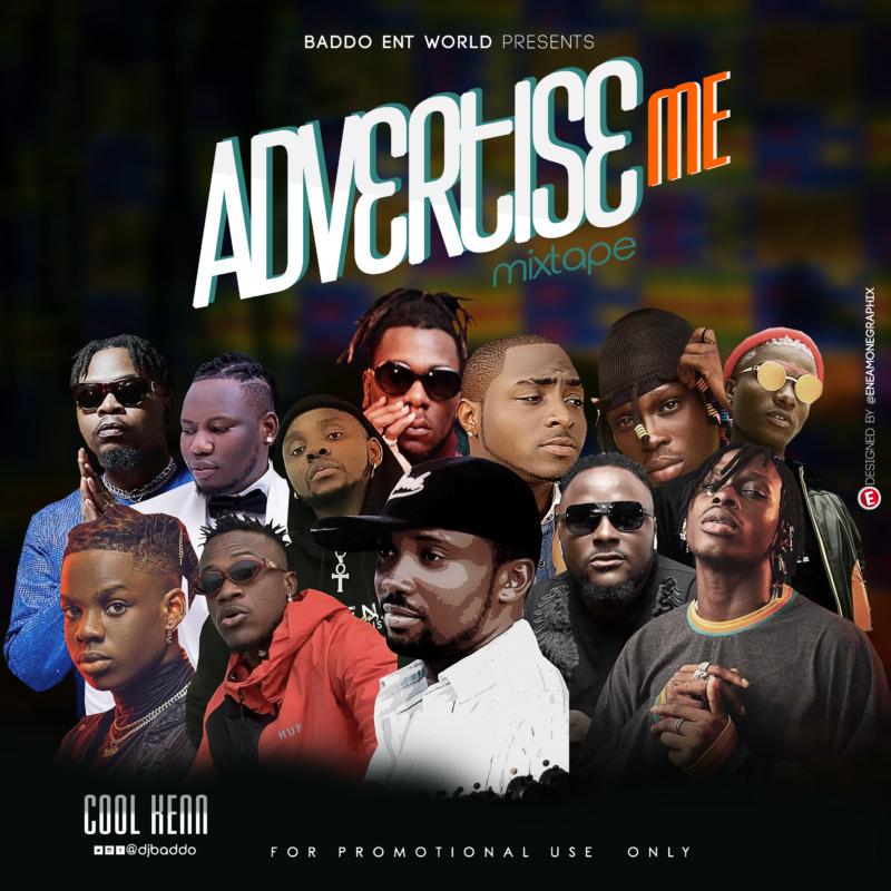DJ Baddo Advertise Me Mix
