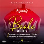 "Ronnie – ""Baale"" (Chief)"