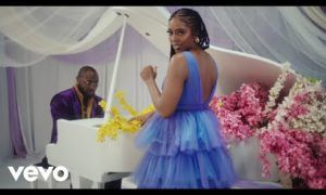 Tiwa Savage, Park Well Video, Davido