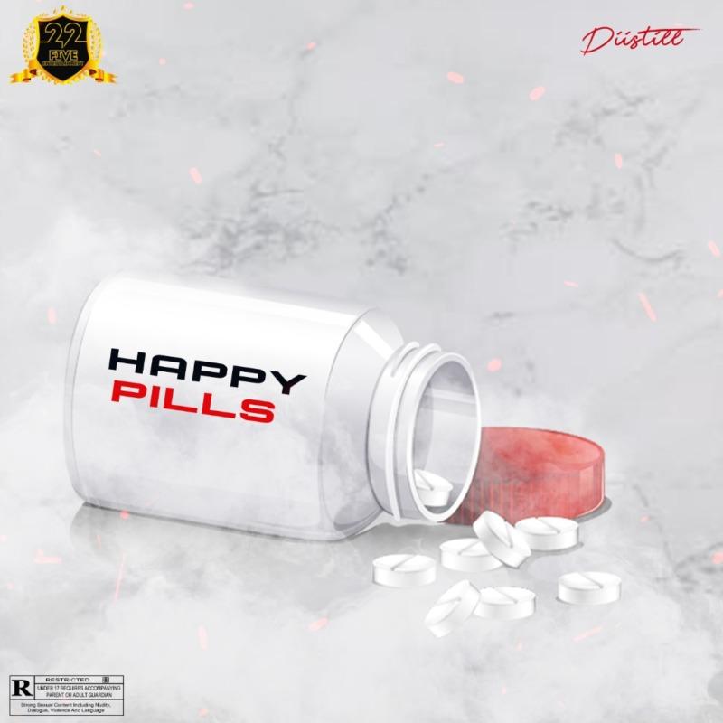 Diistill Happy Pills