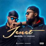 """Marvel – """"Jenet"""" ft. DannyJoe"""