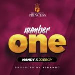 "Nandy x Joeboy – ""Number One"""