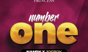 Nandy, Joeboy Number One