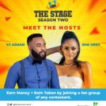 Money Comes To Those Who Work For It – The Stage Season Two