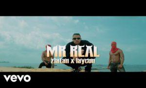 Mr Real Baba Fela Remix Zlatan, Laycon