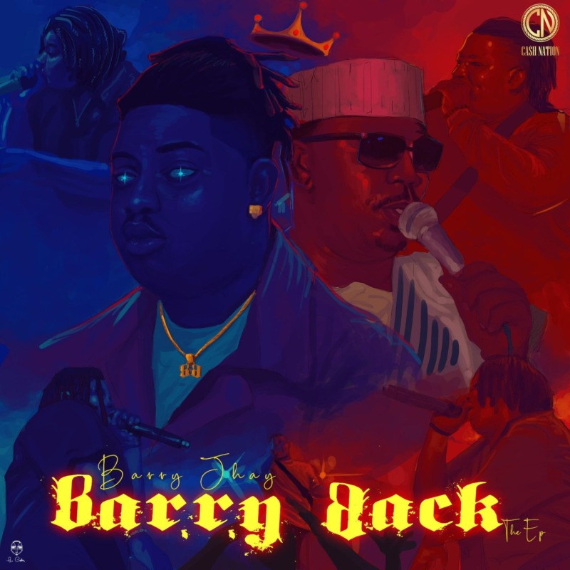 Barry Jhay Barry Back Top Eps Of 2020