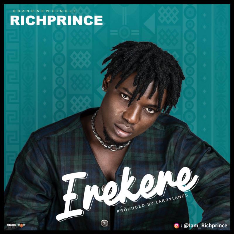 """RichPrince – """"Erekere"""" 1"""