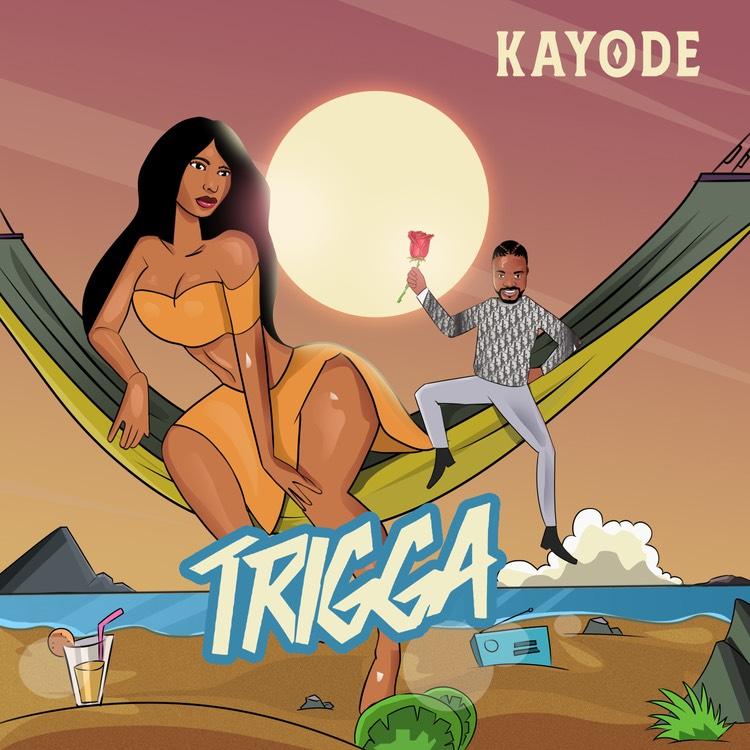 """Kayode – """"Trigga"""" (Afropiano) 1"""