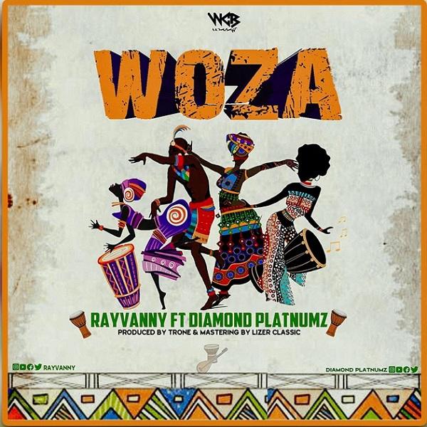 Rayvanny Woza Diamond Platnumz