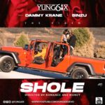 "Yung6ix – ""Shole"" ft. Sinzu x Dammy Krane"